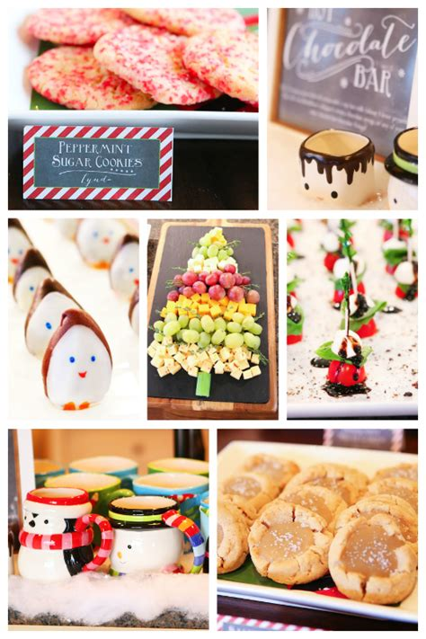 cute christmas appetizers for parties cookie ideas kevin amanda