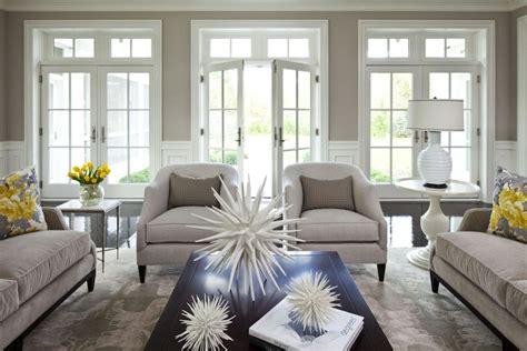 beige walls contemporary living room benjamin shale martha o hara interiors