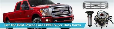 Ford Replacement Parts by Ford F250 Duty Parts Partsgeek