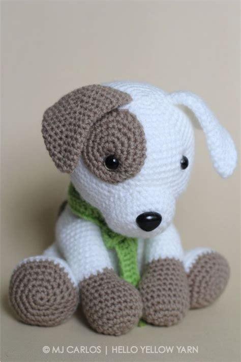 amigurumi animals crochet amigurumi puppy pattern only pup pdf