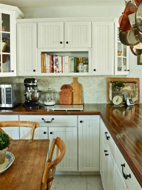 Diy Wood Kitchen Countertops 12 Cool And Practical Diy Butcher Block Crafts Shelterness