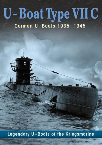 u boat books u boat type vii c dvd zavvi