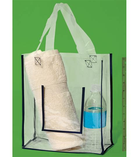 printable vinyl joanns clear vinyl tote bag at joann com