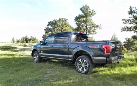 most comfortable pickup 2015 ford f 150 king ranch is comfortable aluminum muscle