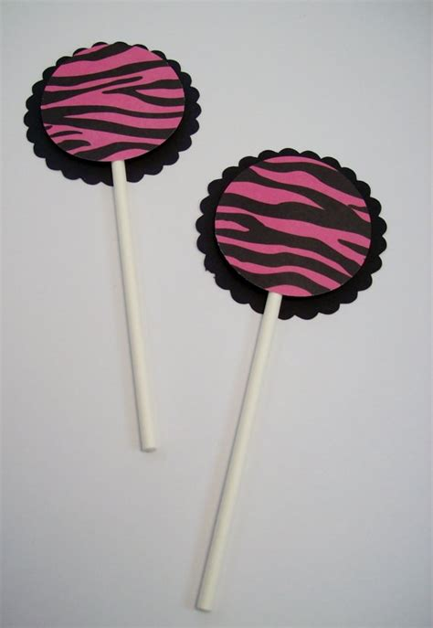 printable zebra cupcake toppers 1000 images about cupcake toppers on pinterest purse