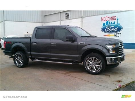 what color is magnetic 2015 magnetic metallic ford f150 xlt supercrew 4x4