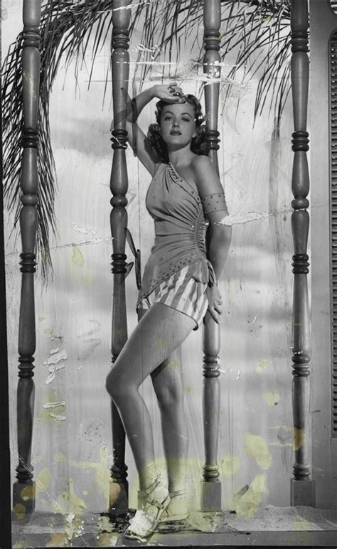 chinese film noir martha vickers in vaguely tropical photo shoot 1940s