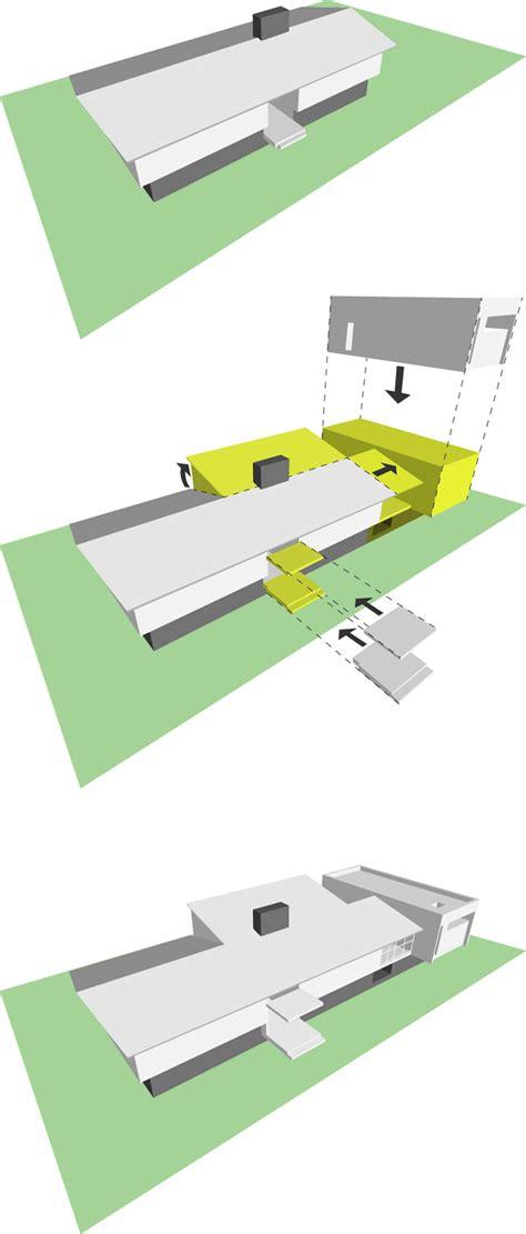 Living Room Design Diagram Deck House Renovation In Chapel Hill North Carolina