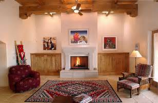 Southwest Home Interiors by Style Decorating With Wood Beams Southwest Usa