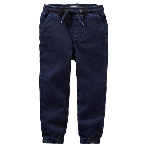 Oshkosh Jogger Denim by Oshkosh Boy S Denim Jogger Sears