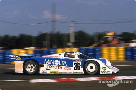 Toyota Hours Les 17 Tentatives De Toyota Aux 24 Heures Du Mans