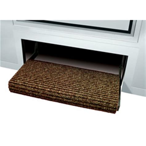 rv step rug prest o fit 174 ruggids rv step rugs 157138 steps ladders at sportsman s guide