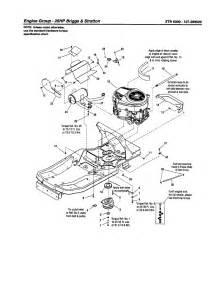 engine 21hp briggs stratton diagram parts list for model 107289920 craftsman parts