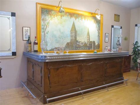 mat駻iel de cuisine professionnel pas cher comptoir bar zinc occasion comptoir bar with comptoir bar