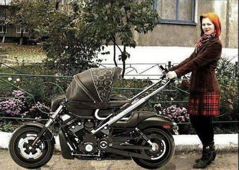 Motorrad Baby Strler by Pretty Cool A Harley Davidson Stroller Nursery