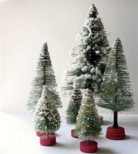 bottle brush christmas trees wholesale midnight in bottle brush trees