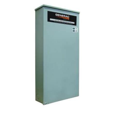 generac nexus 200 load shedding automatic transfer