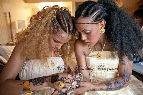 ethiopian hair braids ethiopian braid natural hair wedding teamnatural