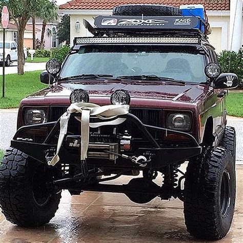 jeep xj light bar wrangler light bar loud jeep forum