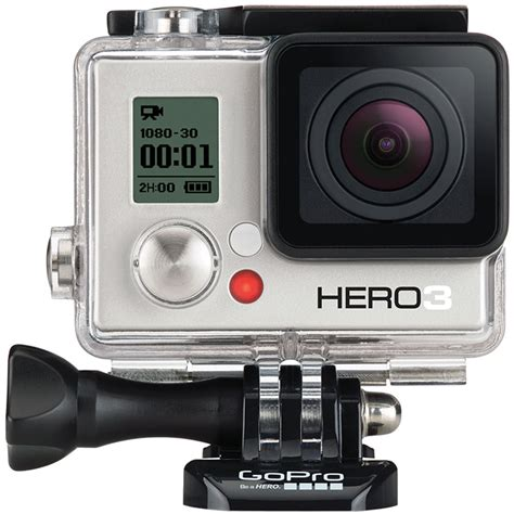 gopro hd gopro hero3 white edition chdhe 302 b h photo