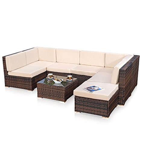 Sofa Auflagen Kaufen by Braun Sitzgruppen Und Weitere Gartenm 246 Bel G 252 Nstig