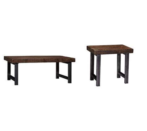 griffin reclaimed wood side table livingroom coffee table and 2 side tables griffin wrought