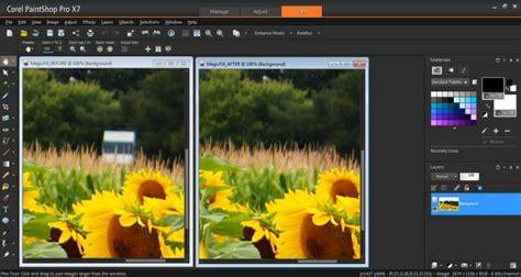 corel draw x7 vs x8 corel overhauls paintshop pro unveiling new tools and a