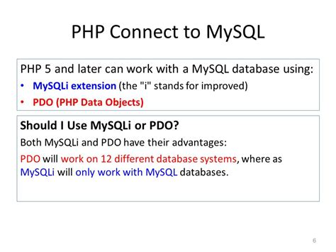 should i use extensions in a 3 years olds hair chapter 10 php mysql database ppt video online download
