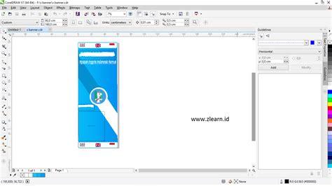 ukuran membuat x banner jenis jenis dan ukuran x banner zlearn tutorial dan
