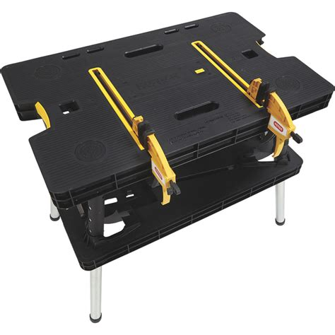 keter work bench free shipping keter folding work table 33 1 2in l x 21