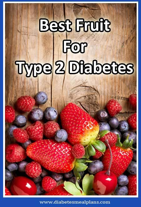 fruit and diabetes best fruit for diabetes type 2