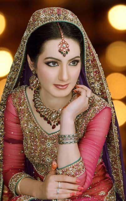 Best 25  Pakistani bridal makeup ideas on Pinterest