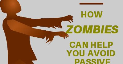 How Can Walden Mba Help M by How Zombies Can Help You Avoid Passive Voice A 20 Minute