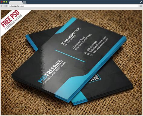 Typography Business Card Template by Business Card Design Templates 2016 Free Business Template