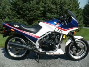 Honda Interceptor 500 Honda Vf500f 500 Interceptor 1985 Usa 1985 From Derek Eberly