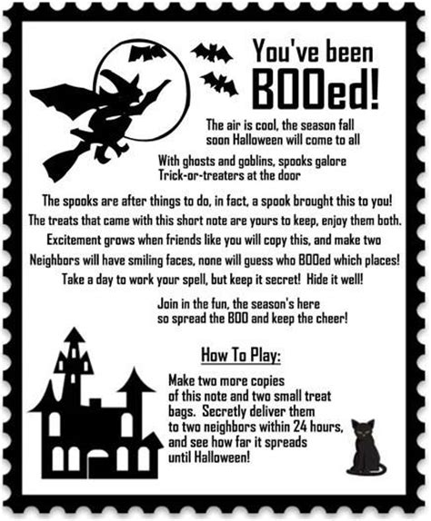 printable you ve been booed poem getting booed centsational girl