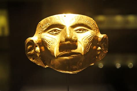 Masker Gold file bog 04 2012 museo de oro gold mask 1219 jpg wikimedia commons
