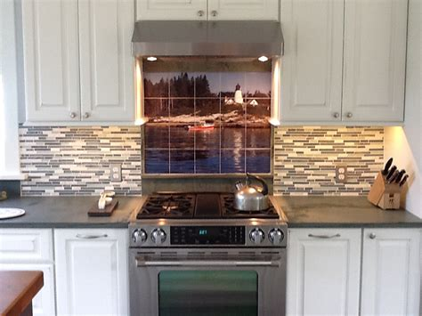 custom kitchen backsplash custom tiles and tile mural pictures custom tile murals