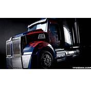 Truck Optimus Prime Transformers 4K Full Uhd Desktop