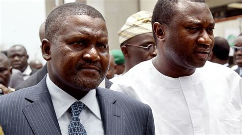 Africa S Richest Aliko Dangote Plans More Investments In Zambia by Africa S Richest Dangote Mulls Buying Nigeria Fields Business M G