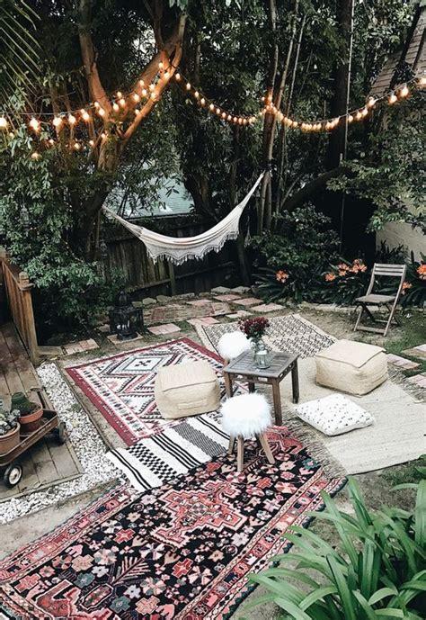 cheap bohemian decorating ideas lovetoknow 15 boho moroccan terrace d 233 cor ideas shelterness