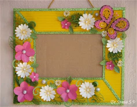 Frame Pinwheel Plastic Photo cards crafts projects honours