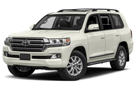 Toyota Facts 2017 Toyota Land Cruiser Information