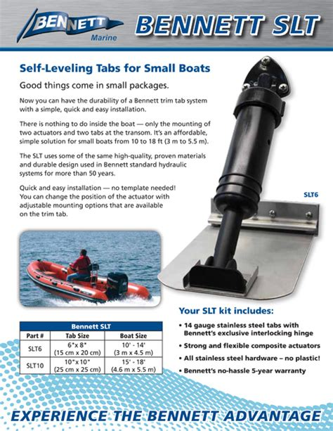 trim tabs for small boats clr marine and you bennett self leveling trim tabs for
