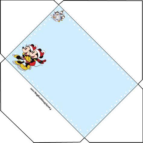 printable xmas envelopes mickey christmas stationery envelope 898056 jpg