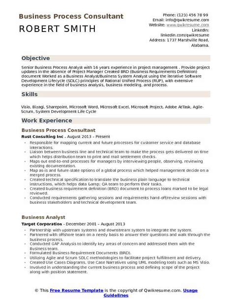 diversity consultant cover letter 17 fields related to business process consultant career the