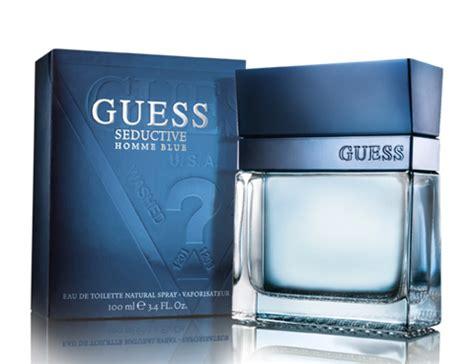 Parfum Pria Guess Edt 100 Ml guess seductive homme blue new fragrances