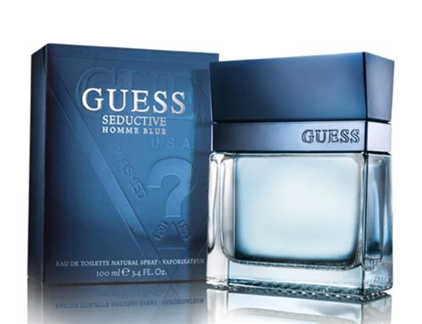 Guess Seductive Homme Shower Gel by Guess Seductive Homme Blue New Fragrances