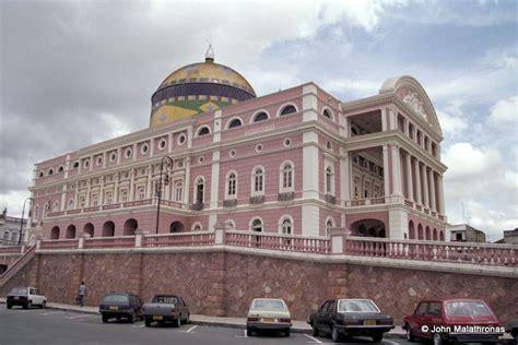 manaus opera house the opera house in manaus