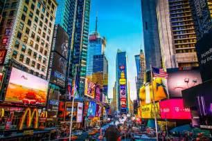 new york panorama new york city view und hudson river bilder